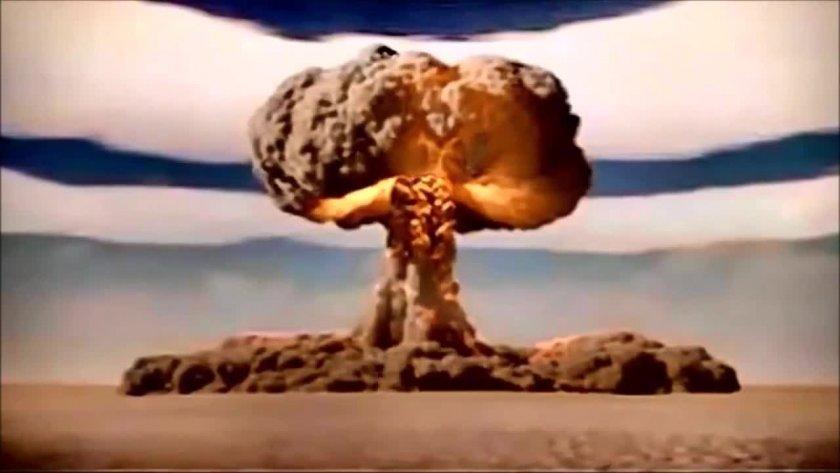 САЩ обмисля първия си ядрен тест