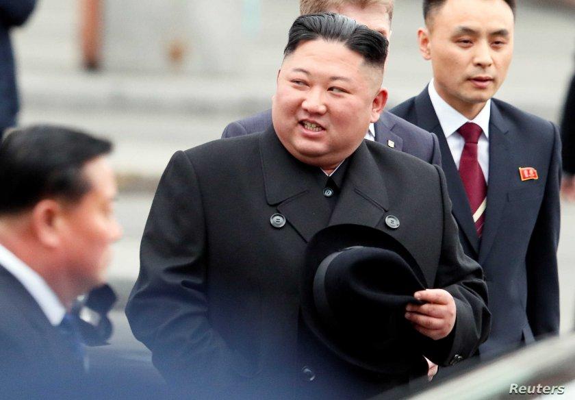 САЩ съди държавната банка на Северна Корея