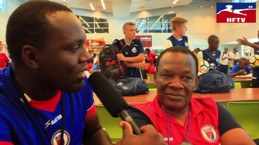 ФИФА изхвърли президента на Хаити