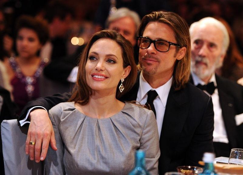 Брад и Анджелина отново се сдушиха