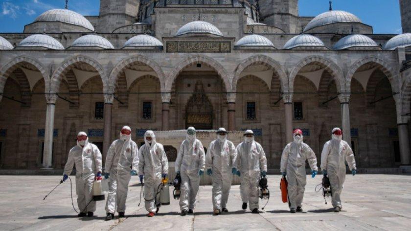 Турция отваря хотелите от днес