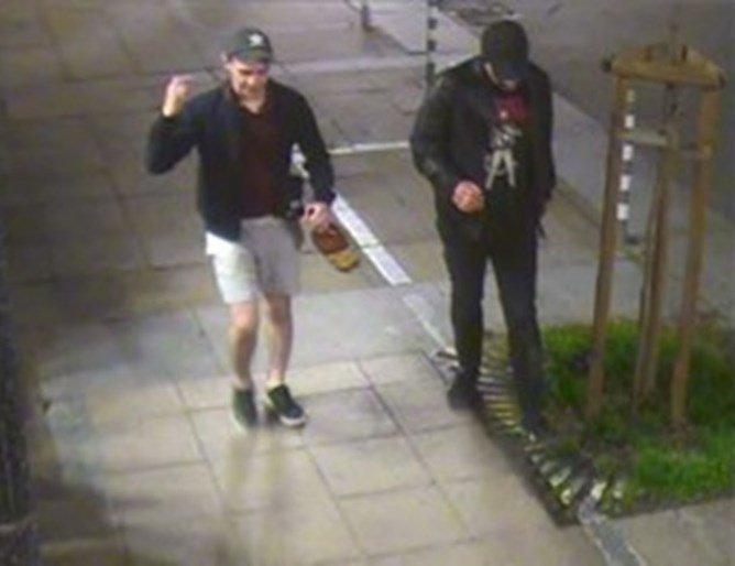 Арестуваха двама престъпници, издирвани от май