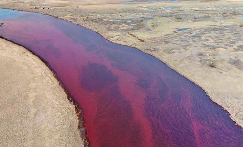 Извънредно положение в Русия заради разлив на нефт