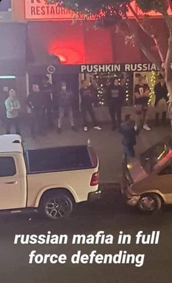 Карбовски възхитен: Руснаци бранят кръчмата си в САЩ