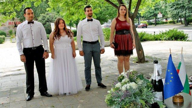 Пловдив с петъчен рекорд: Сватби на всеки половин час
