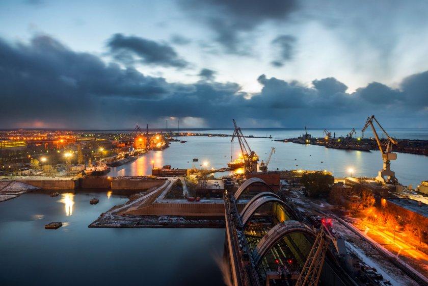 Блокада на руски град, където се произвеждат ядрени подводници
