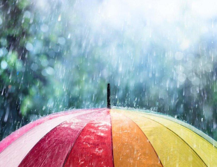 Юнско:Топло, но всеки ден дъжд