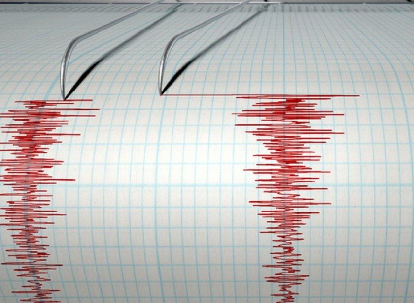 Земетресение от 5,2 по Рихтер в Турция