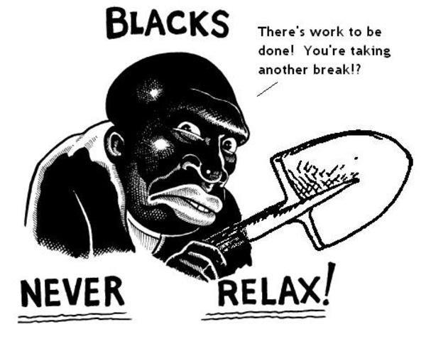 Барабар софийските либерасти с мъжете - да бранят черните