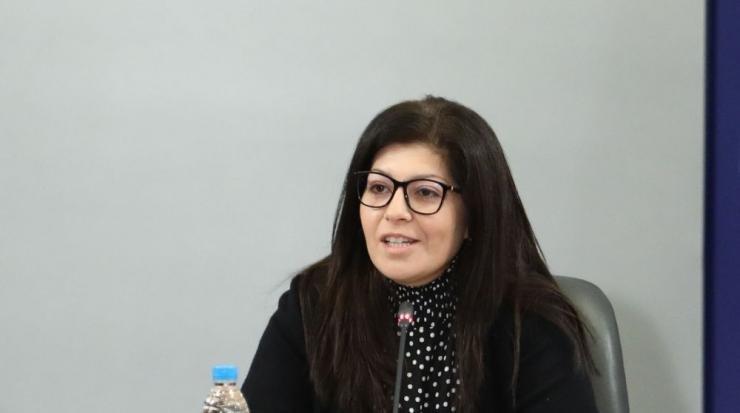 Севделина Арнаудова отговори на Али Баба