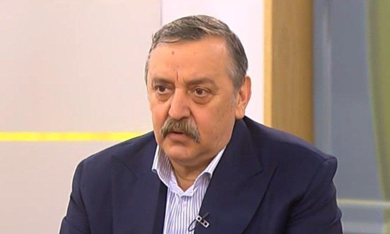 Кантарджиев: Стягаме мерките след 15-и юни при траeн ръст на заразените