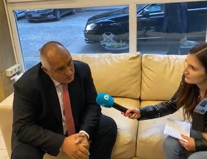 Борисов: Божков не ми е дал нито една стотинка