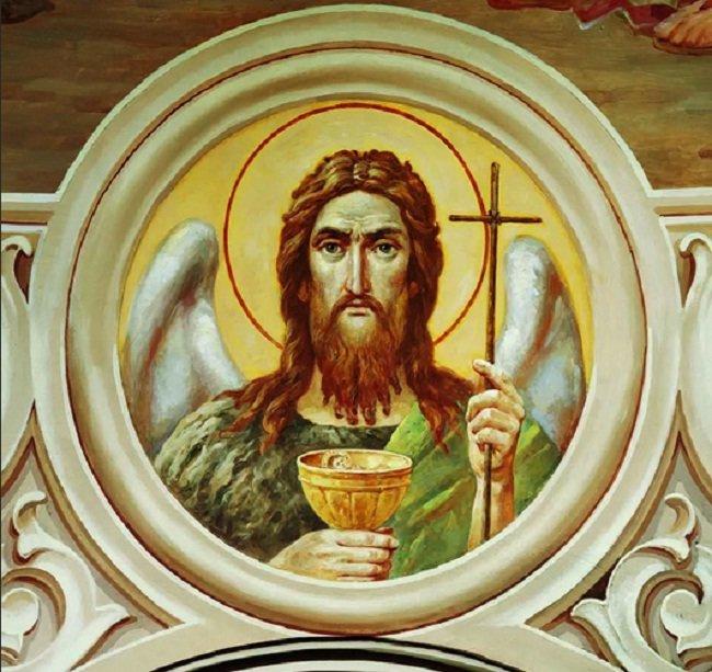 Чудесата започват преди раждането на Йоан Кръстител