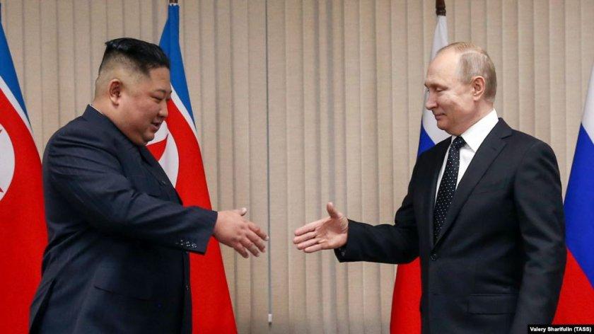 Москва не вярва на (корейски) сълзи