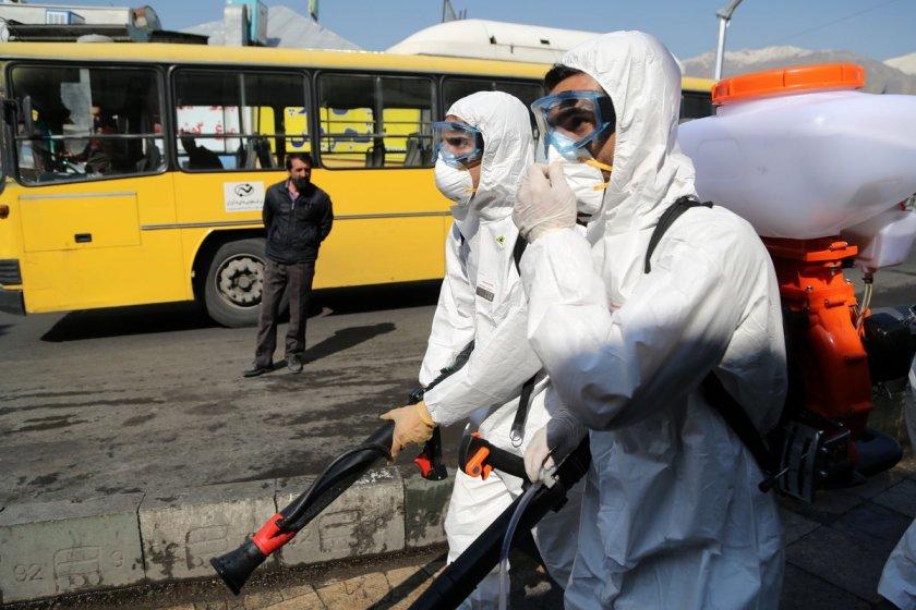 Иран с най-високата смъртност от коронавирус за ден