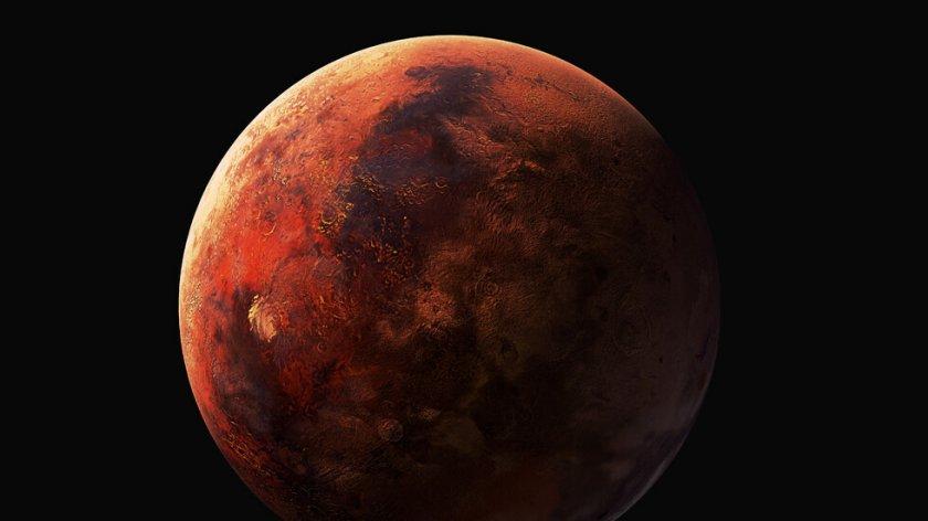 Китай се готви за изстрелване на първия си марсоход