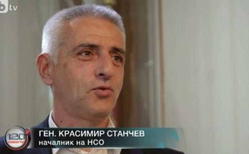 Шефът на НСО: Близък на Бойко е направил снимките в спалнята му