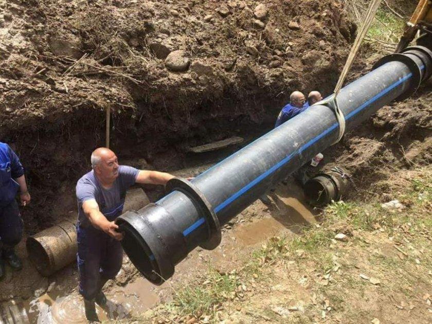 Перник пак е без вода и след режима