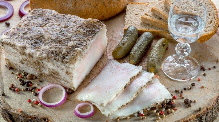 ВИСШ ПИЛОТАЖ: Отслабване с диета от сланина