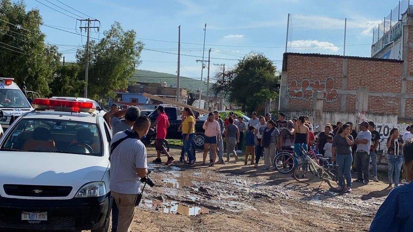 Избиха 24 души в център за наркомани
