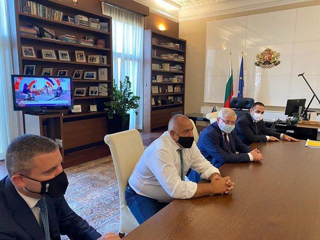 Борисов: Да сме подготвени за най-тежко развитие на епидемията