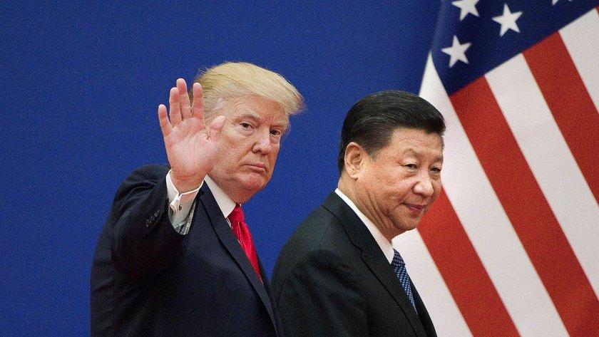 Китай наложи санкции на САЩ
