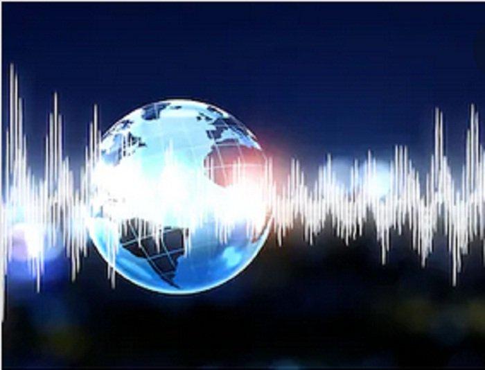Звуците на Земята са като камбана