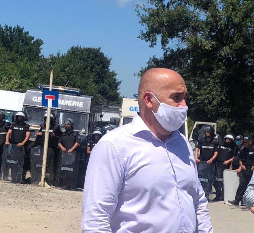 Уволненият от Бойко полицейски шеф се разплака