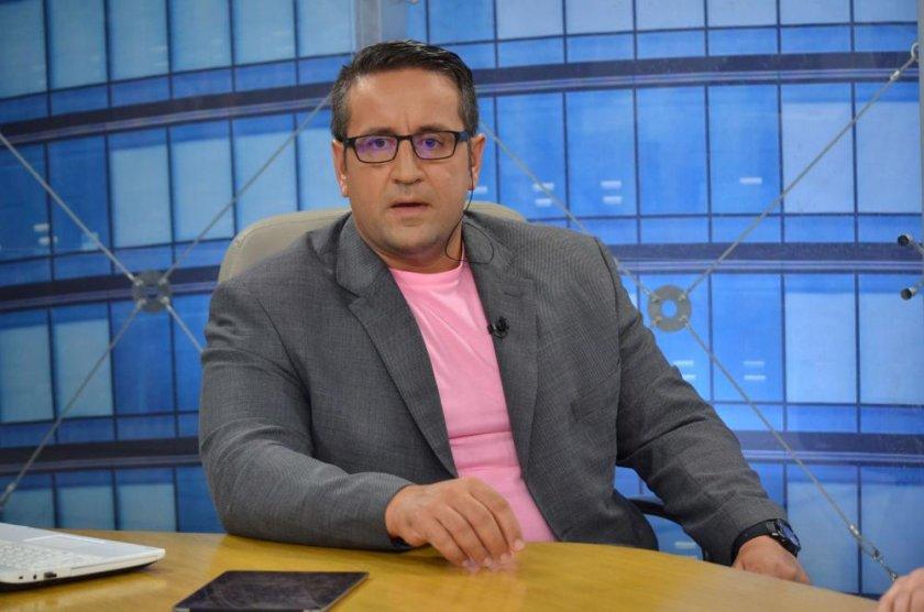 Георги Харизанов: Главният прокурор няма място в политиката