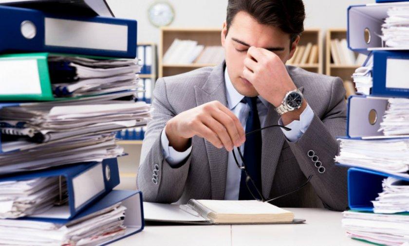 Остаряваме по-бързо при стрес в работата