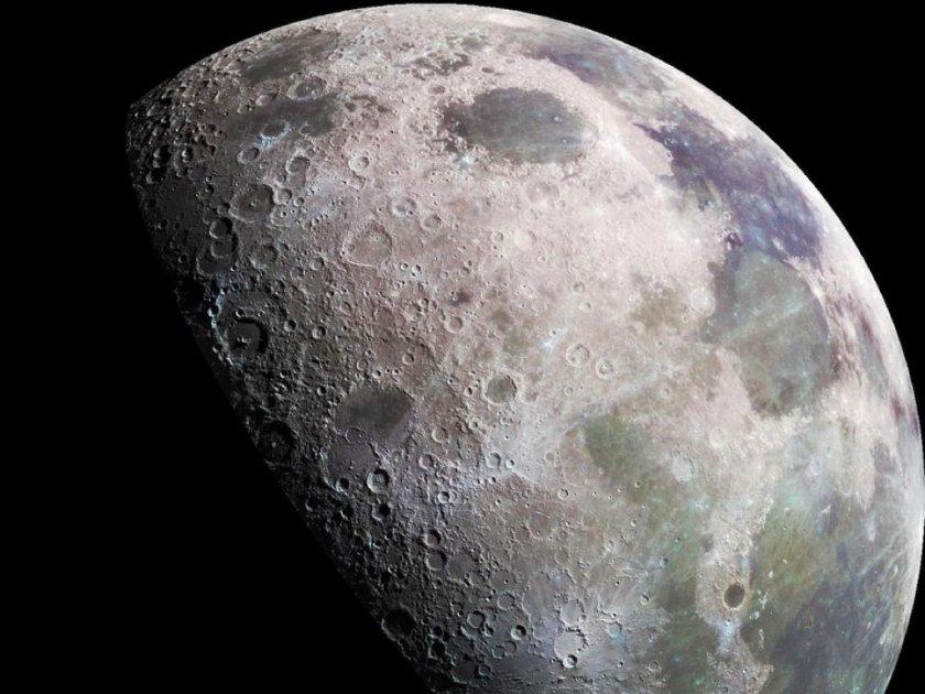 Учени: Луната може да се свива