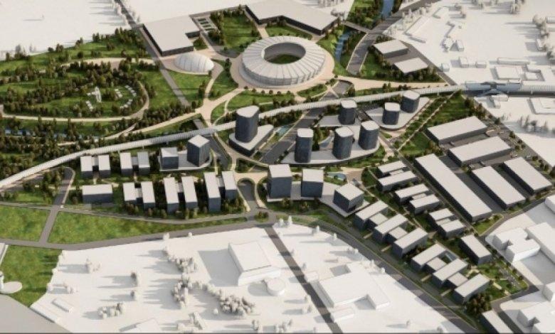 Излезе оферта от 600 млн. евро за нов стадион край летището