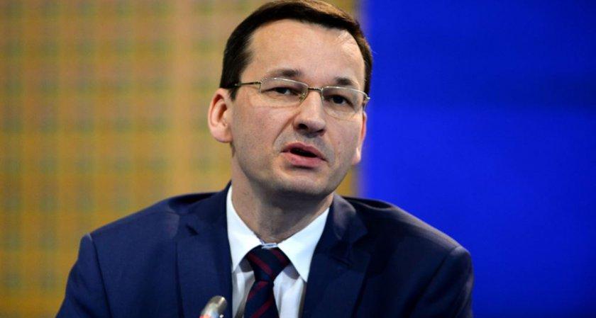 Наплюха посланика на Полша в Израел