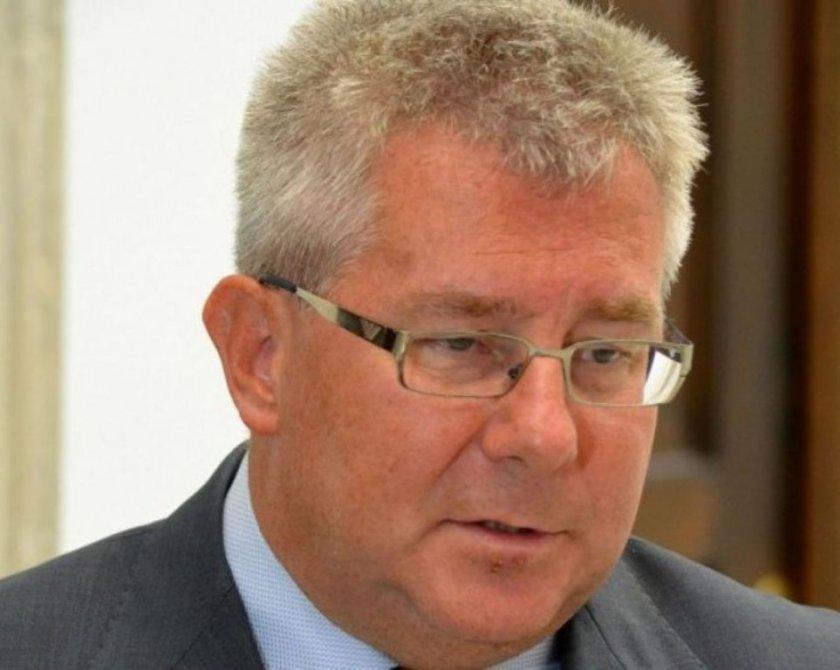 ОЛАФ подхвана полски евродепутат