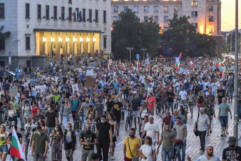 27-и ден протести и блокади