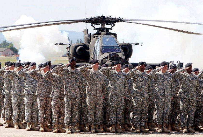 Полша приема поне 1000 US военни