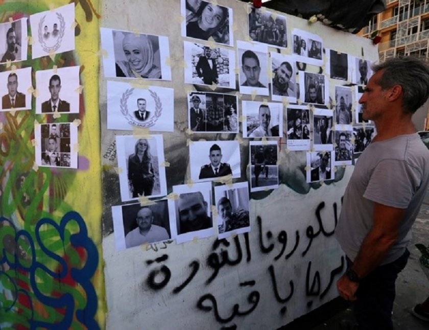 Ясни са жертвите в Бейрут, готвят масово погребение