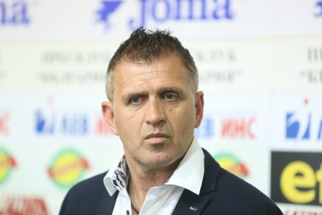 Акрапович: Лудогорец и ЦСКА са фаворитите за титлата