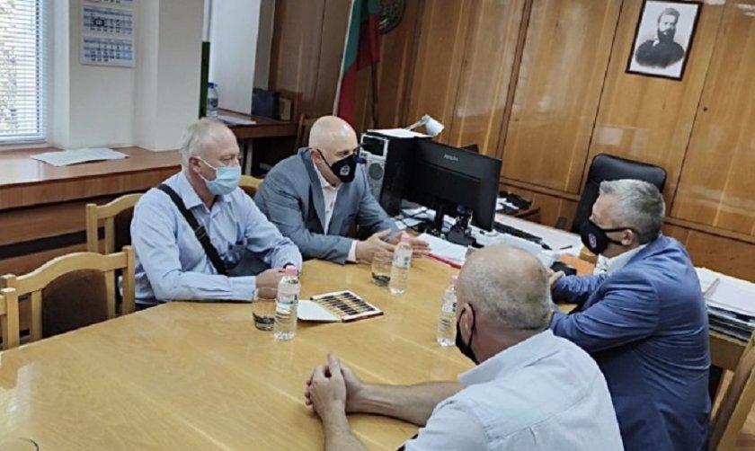 Гешев обсъжда атаките срещу съдебната власт