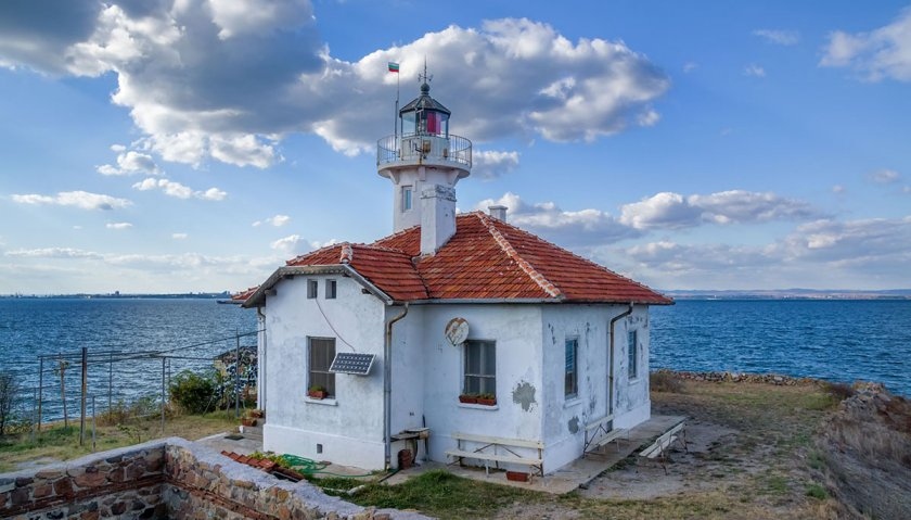"""Фарът на остров """"Света Анастасия"""" отваря врати"""