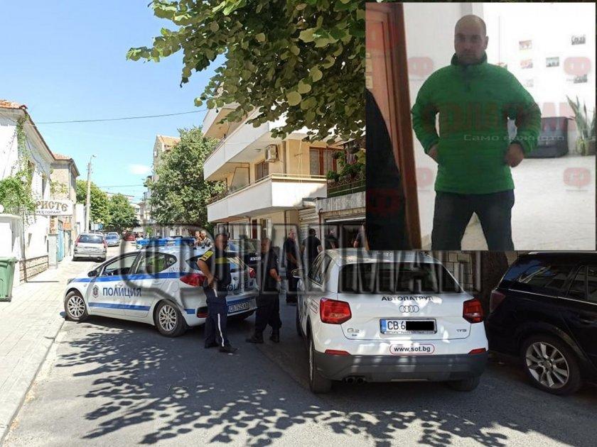 Арестуваха Спортния за наркотици в зрелищна акция пред гаража му