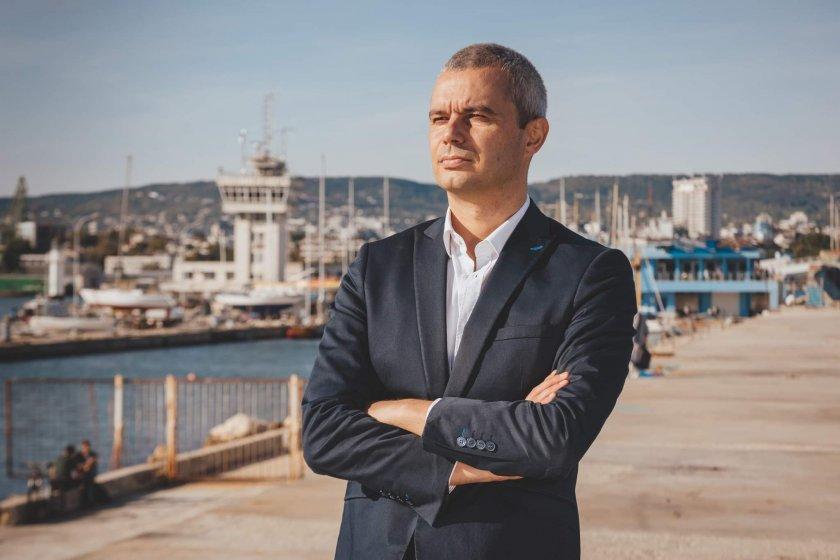 """Изненада: """"Възраждане"""" подкрепят Борисов за ВНС"""
