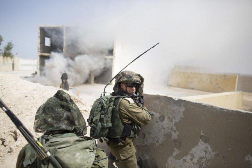Израел удари обекти на Хамас в Газа