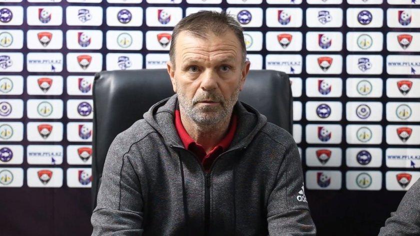 Стойчо Младенов: Единствен ЦСКА може да детронира Лудогорец