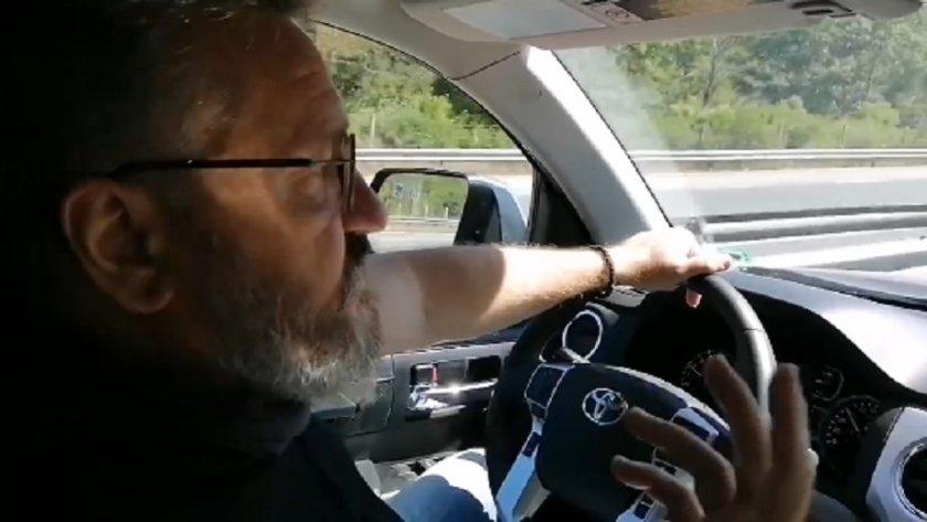 И Карбовски с репортаж от джипка: Нямаме пътища! (ВИДЕО)