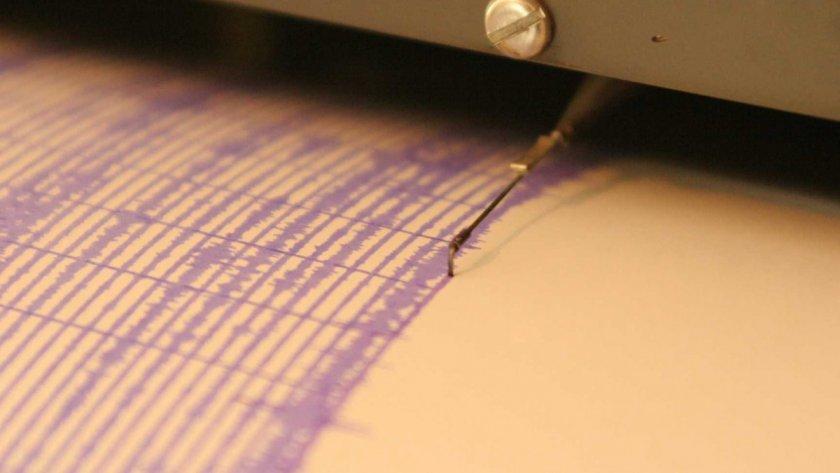 Земетресение разлюля Пернишко