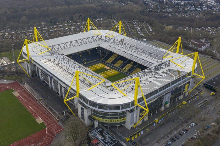 Добро начало: Отварят стадионите в Германия на 20%