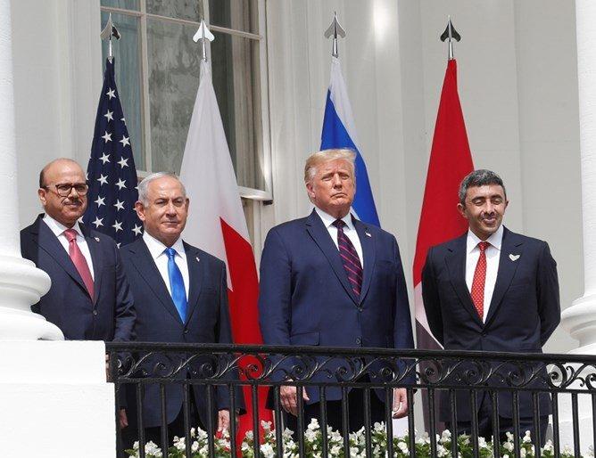 В Белия дом: Израел, ОАЕ и Бахрейн се помириха