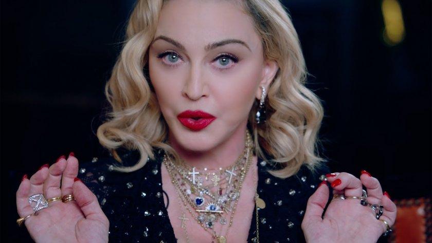 Мадона режисира филм за живота си