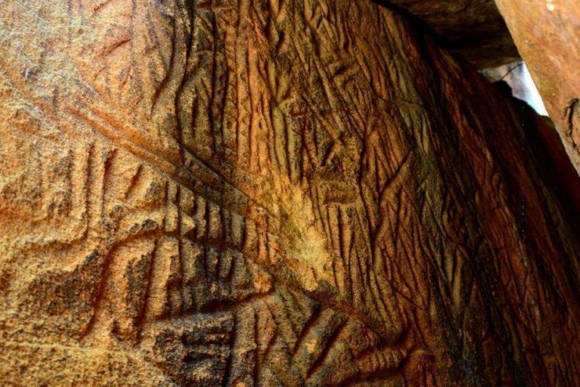 Древен код открит в планината на извънземните